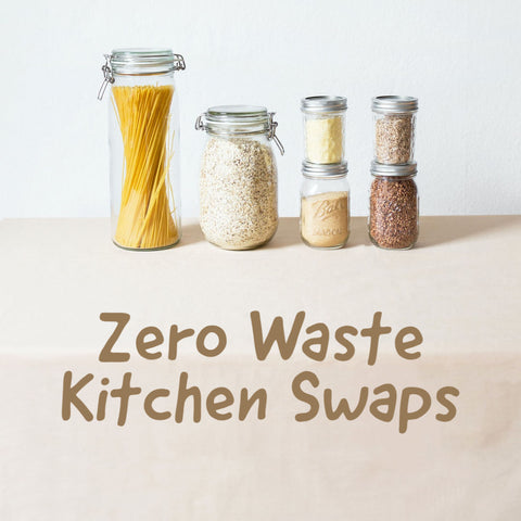 zero waste kitchen swaps Amazon