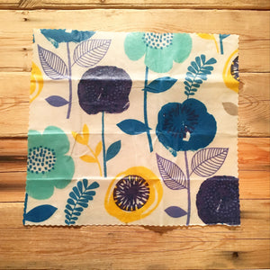 Medium Reusable Bee & Pine Wax Wrap