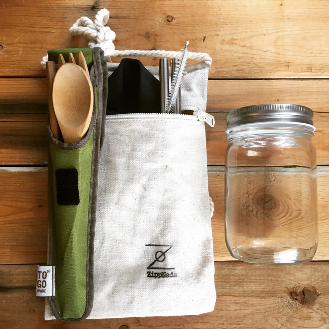 Zero-Waste Travel Kit
