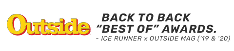 """Back to Back """"Best of"""" Awards from Outside Mag"""