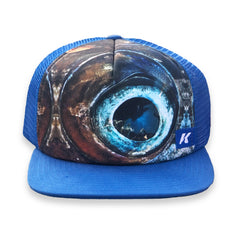 Fish Eye Trucker Hat