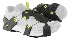 Korkers Ice Runner Ice Cleats - Minimal Form Fitting Freedom - Shop Now - Black/Green