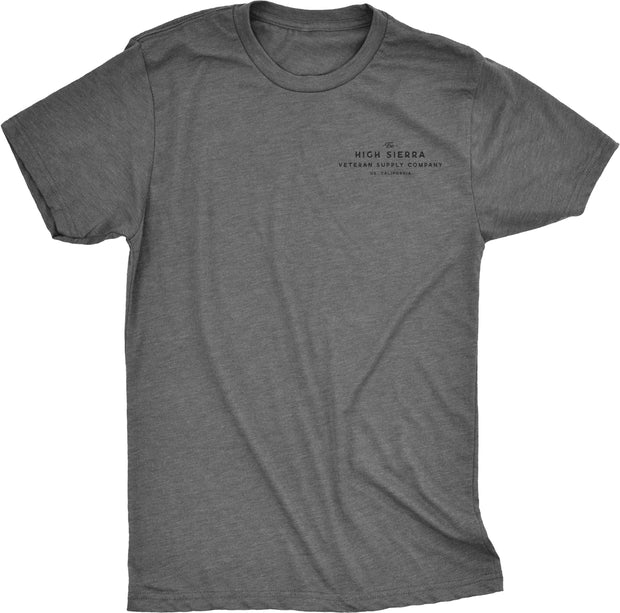 Gray Unisex T-shirt featuring the Navy Office Essentials For Rescue Swimmers, Door Gunners, and SAR Technicians