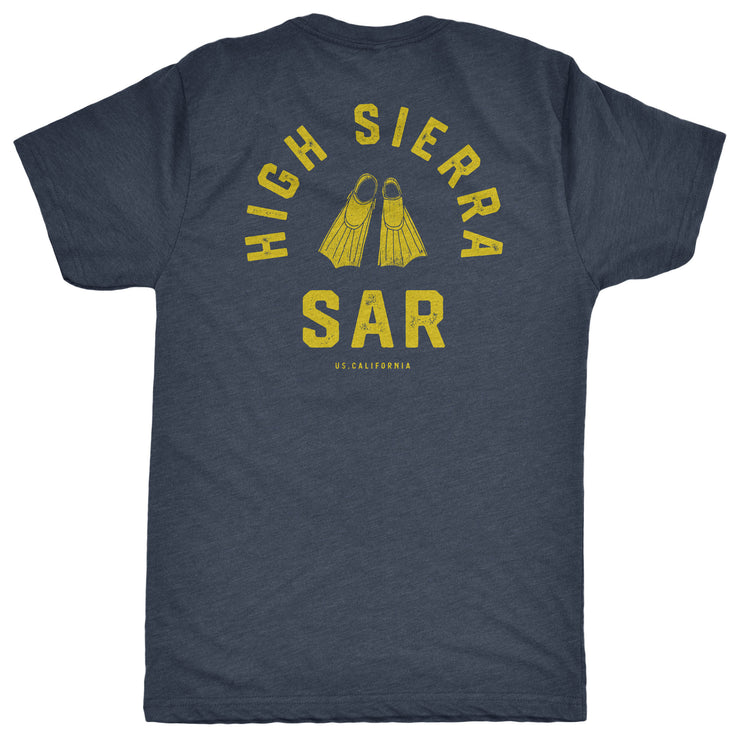 Vintage Search And Rescue SAR T-Shirt