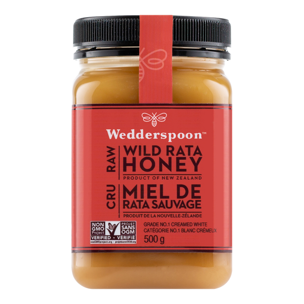 Raw Rata Honey 500g