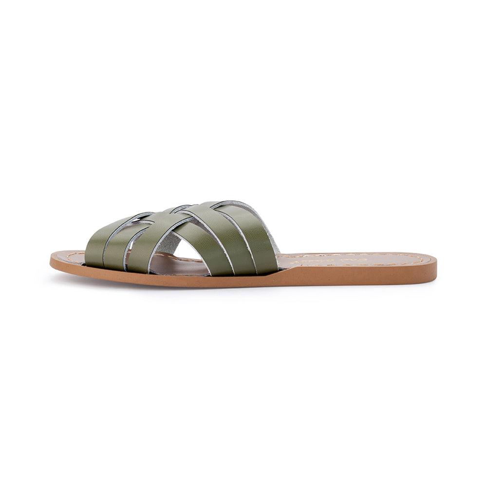Salt Water Retro Slide – Adult
