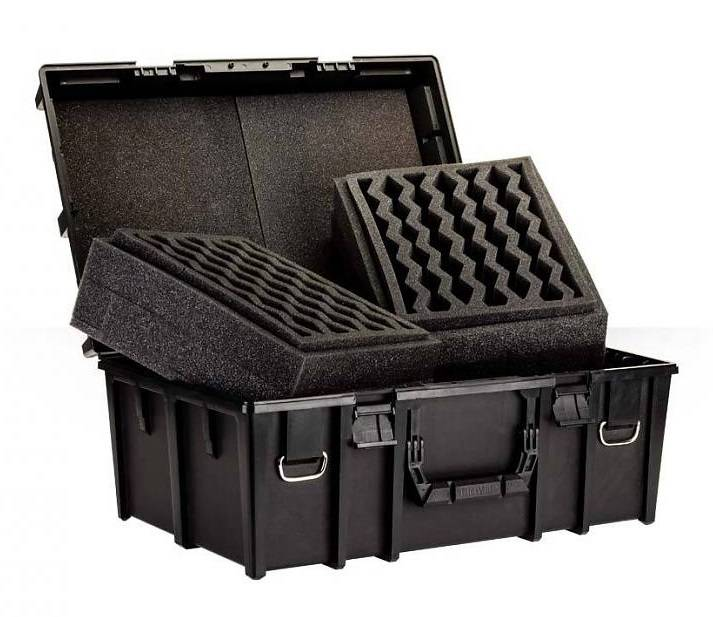 Model Carry Cases Games Workshop