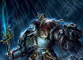 Warhammer 40k Grey Knights