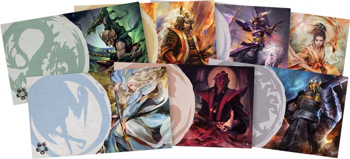 Legend Of The Five Rings Playmats & Accessories