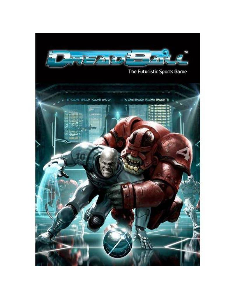Dreadball Books