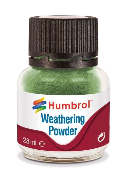 Humbrol Weathering Powder