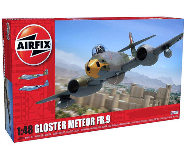 Gloster Meteor FR.9 1:48 Scale Kit