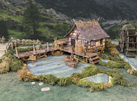 Lake House Fantasy Wargames Terrain 3