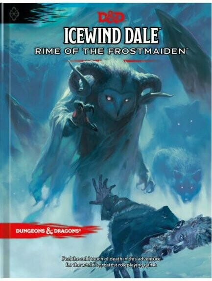 Icewind Dale: Rime Of The Frostmaiden (HB) - D&D 5e