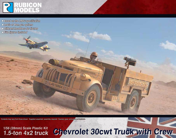 Allied Chevrolet WB 30cwt Truck - Rubicon