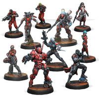 Infinity Nomads Action Pack - 1