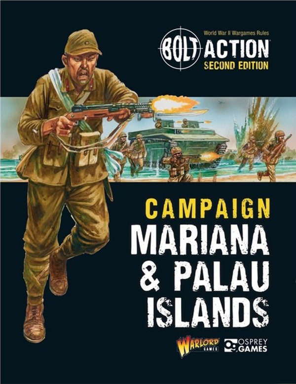 Mariana & Palau Islands Campaign Book