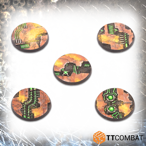 40mm Tomb World Bases - Resin Bases