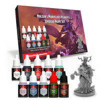D&D: Nolzur's Marvelous Pigments Undead Paint Set - Vallejo 1