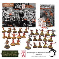 Mythic America Aztec & Nations Starter Set - Warlords Of Erehwon 1