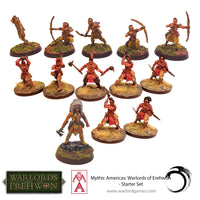 Mythic America Aztec & Nations Starter Set - Warlords Of Erehwon 3