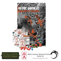 Mythic America Aztec & Nations Starter Set - Warlords Of Erehwon 4