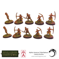 Seneca Archers - Warlords Of Erehwon 2