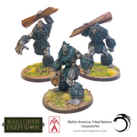 Sasquatches - Warlords Of Erehwon 2
