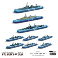 Battle For The Pacific - Victory At Sea Starter Set 2