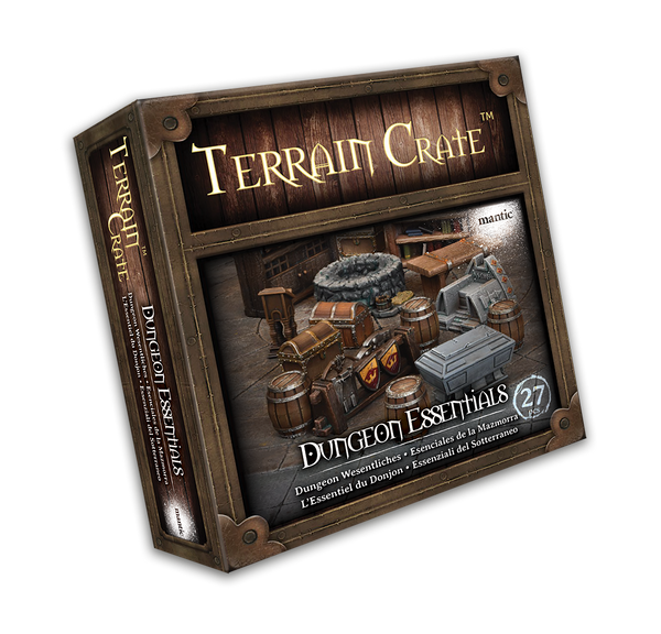 Dungeon Essentials - Terrain Crate