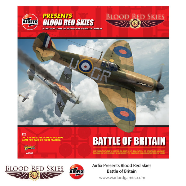 Airfix Blood Red Skies Box Set