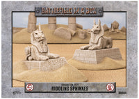 Forgotten City - Riddling Sphinxes 1