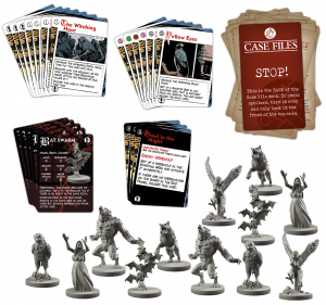 BPRD Expansion - Hellboy Miniatures Game