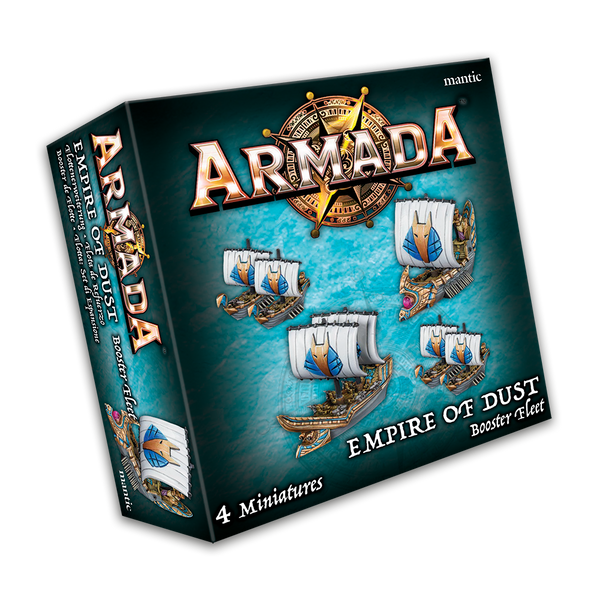 Empire Of Dust Booster Fleet - Kings Of War Armada