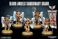 Sanguinary Guard - Blood Angels 1