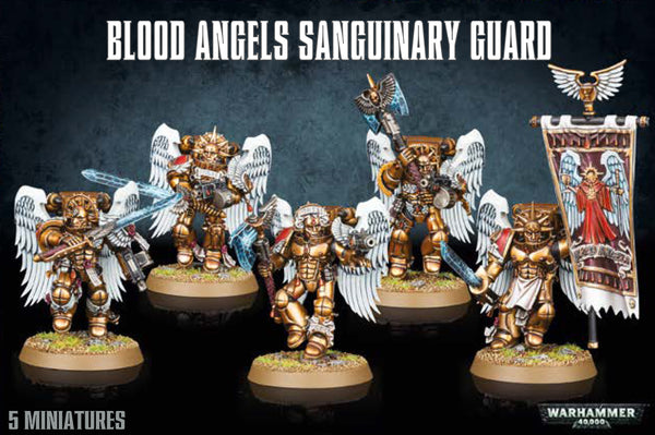 Sanguinary Guard - Blood Angels