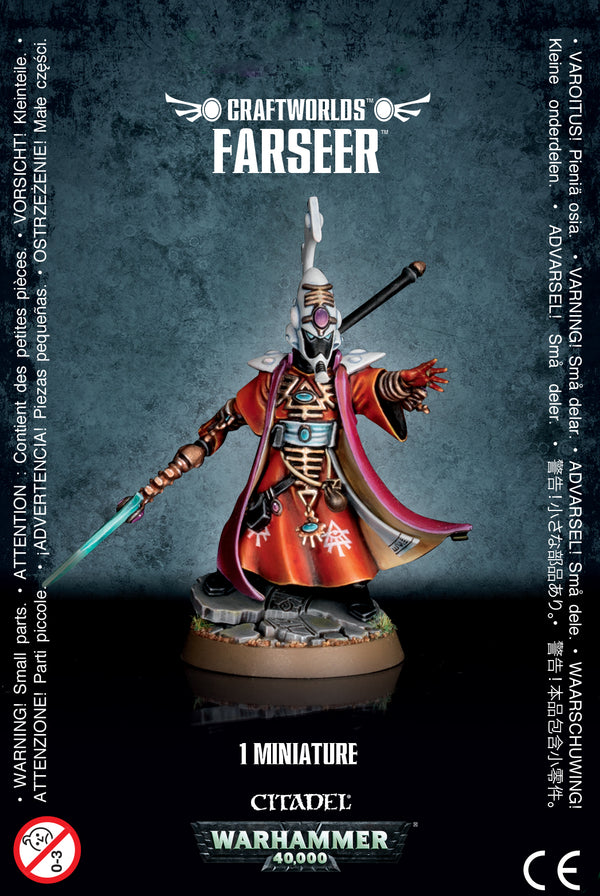 Craftworld Eldar Farseer