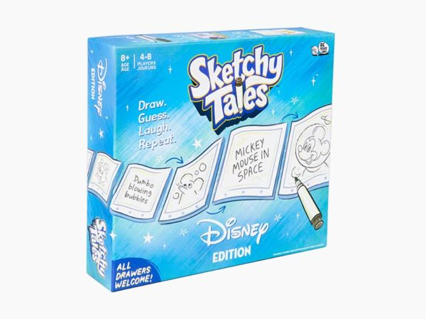 Disney Sketchy Tales - Big Potato Games