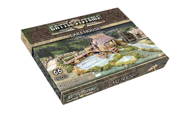 Lake House Fantasy Wargames Terrain