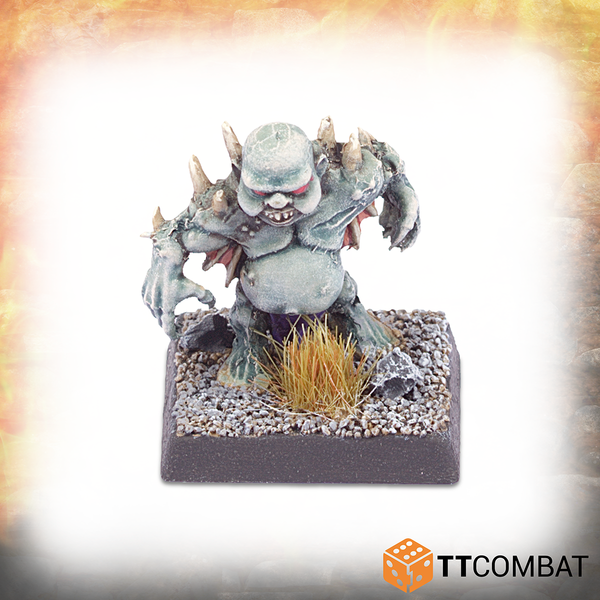 Halfling Ghoul Lord - Warlords Of Erehwon