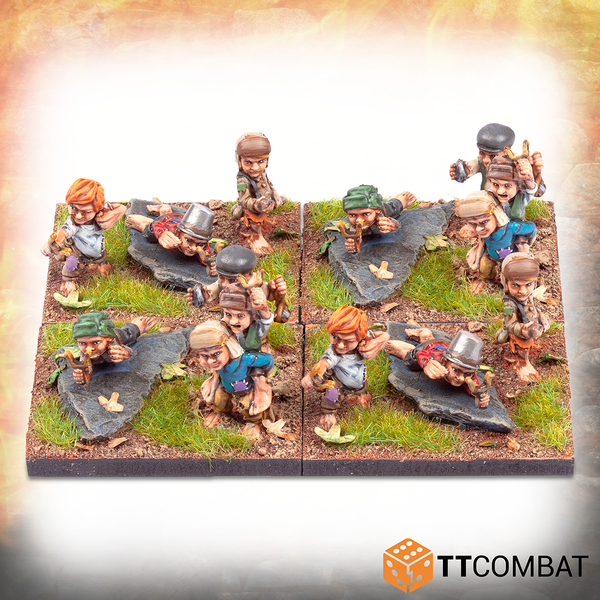 Halfling Urchins - Warlords Of Erehwon - Fantasy Heroes
