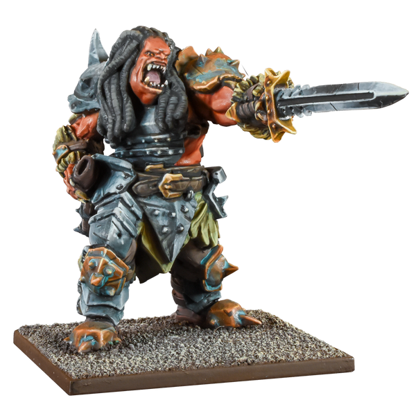 Ogre Support Pack: Matriarch - Kings Of War Vanguard