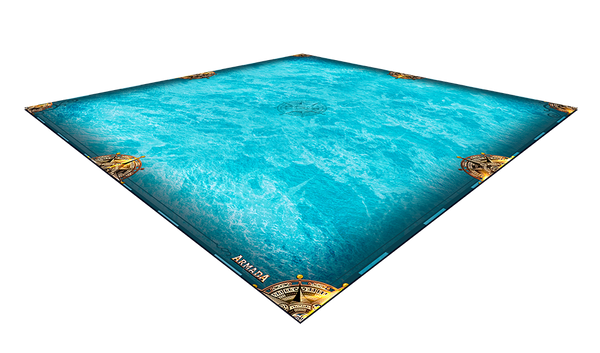 Armada Ocean Deluxe Gaming Mat (Bulky) - Kings Of War