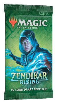 MTG: Zendikar Rising Draft Booster Pack 1