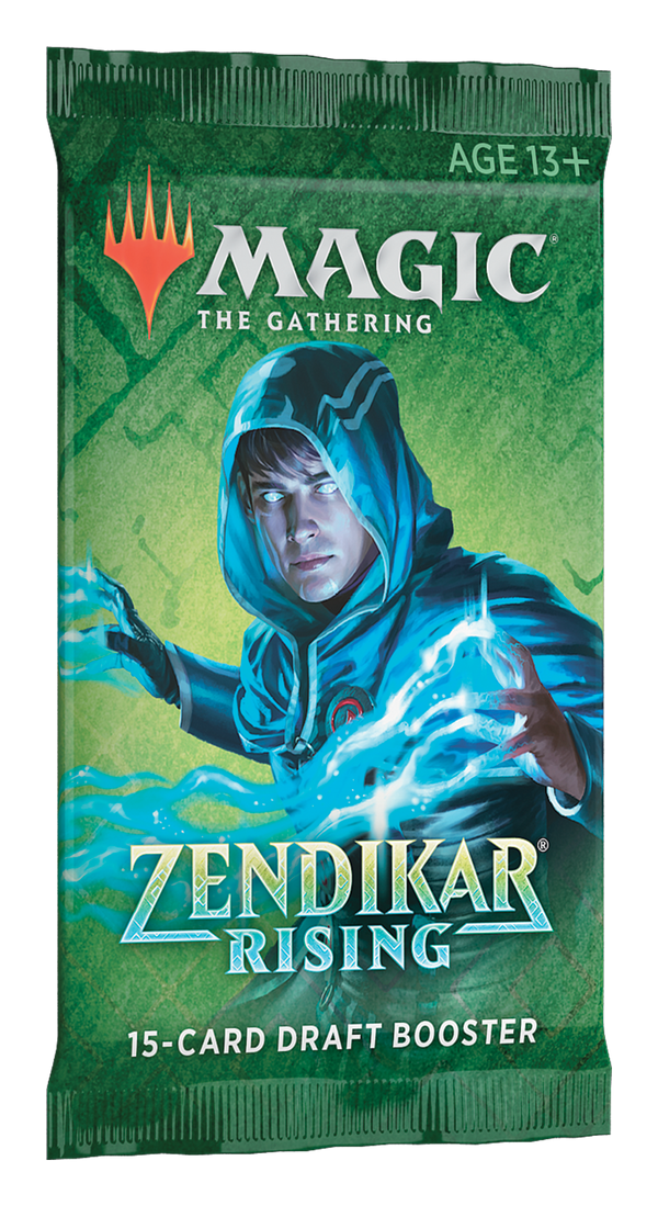 MTG: Zendikar Rising Draft Booster Pack