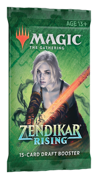 MTG: Zendikar Rising Draft Booster Pack 2