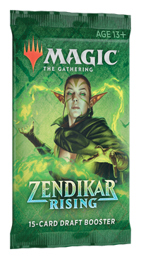 MTG: Zendikar Rising Draft Booster Pack 3
