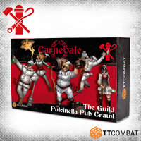 Pulcinella Pub Crawl - The Guild 2