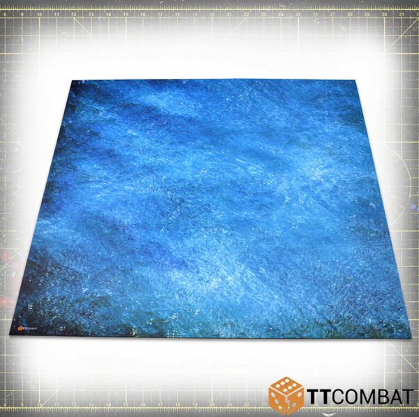Blue Water 4x4 (Bulky) - Game Mat