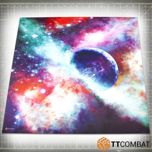 Outer Space 3x3 (Bulky) - Game Mat (Bulky)